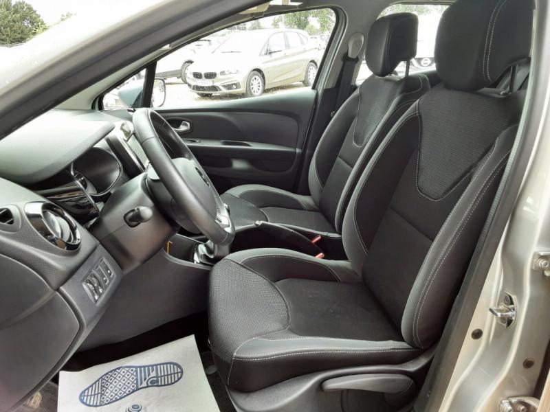 Photo 19 de l'offre de RENAULT CLIO IV dCi 90 Energy eco2 82g Business à 9990€ chez Centrale Auto Marché Mussidan