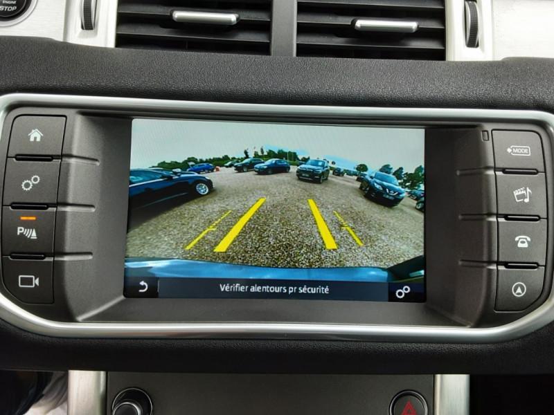 Photo 48 de l'offre de LAND-ROVER RANGE ROVER Evoque TD4 150 BVA SE Dynamic  à 31490€ chez Centrale Auto Marché Mussidan