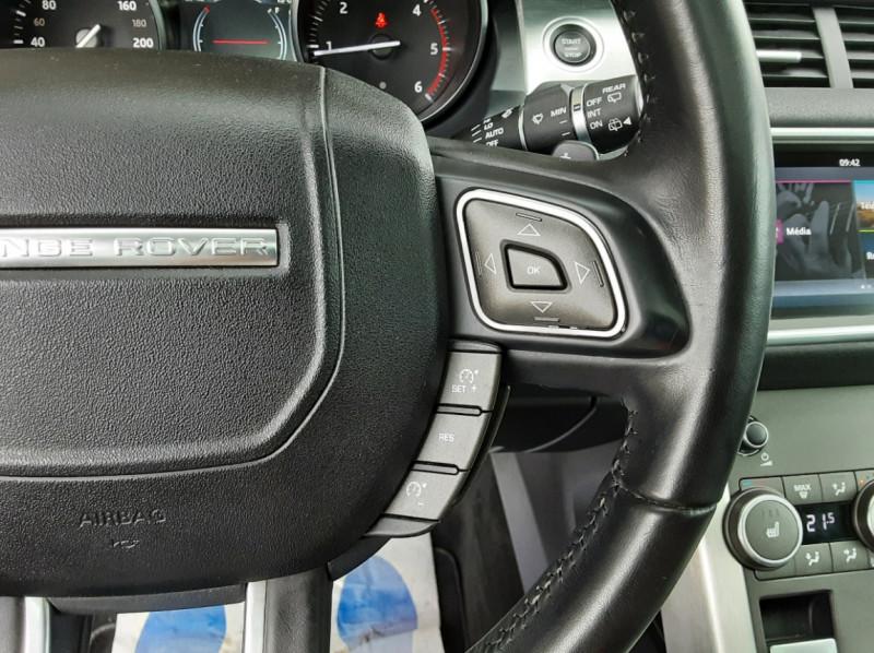Photo 40 de l'offre de LAND-ROVER RANGE ROVER Evoque TD4 150 BVA SE Dynamic  à 31490€ chez Centrale Auto Marché Mussidan