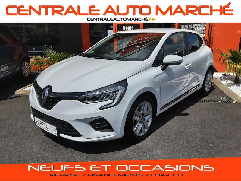 Photo 1 de l'offre de RENAULT CLIO Blue dCi 85 Business à 14700€ chez Centrale Auto Marché Mussidan