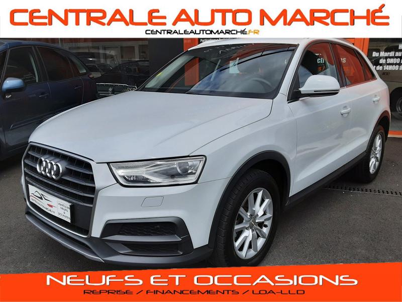 Audi Q3 2.0 TDI 150 ch S tronic 7 Business Line Diesel  Occasion à vendre