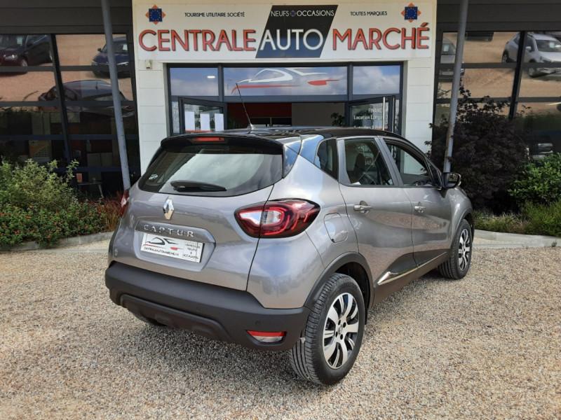 Photo 9 de l'offre de RENAULT CAPTUR Captur dCi 90 E6C Business à 13890€ chez Centrale Auto Marché Mussidan