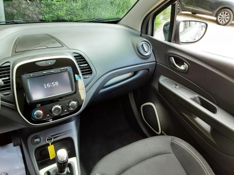 Photo 33 de l'offre de RENAULT CAPTUR Captur dCi 90 E6C Business à 13890€ chez Centrale Auto Marché Mussidan
