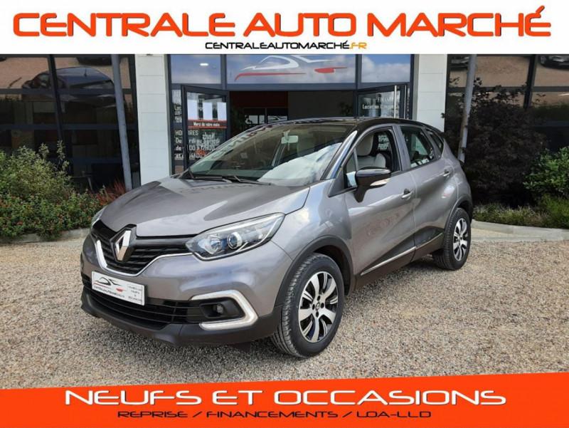Renault CAPTUR Captur dCi 90 E6C Business GAZOLE  Occasion à vendre