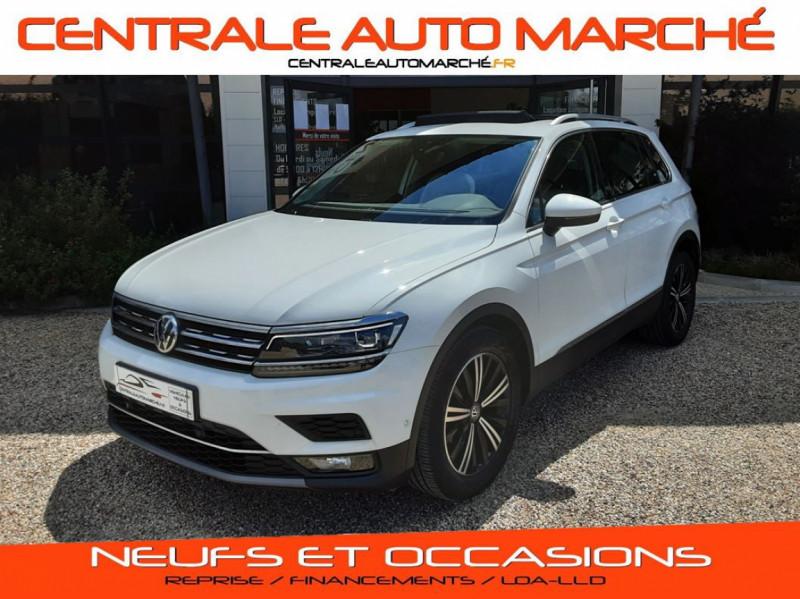 Volkswagen TIGUAN 2.0 TDI 150 DSG7 Carat Exclusive Diesel  Occasion à vendre