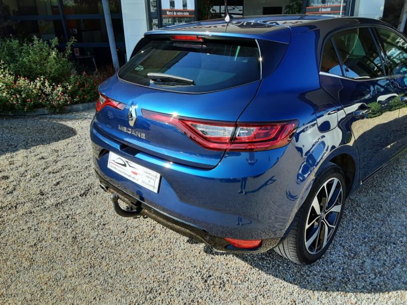 Photo 11 de l'offre de RENAULT MEGANE IV Berline Blue dCi 115 EDC Intens à 17990€ chez Centrale Auto Marché Mussidan