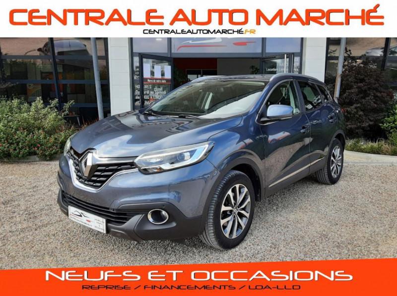 Renault KADJAR dCi 110 Energy Business Diesel  Occasion à vendre