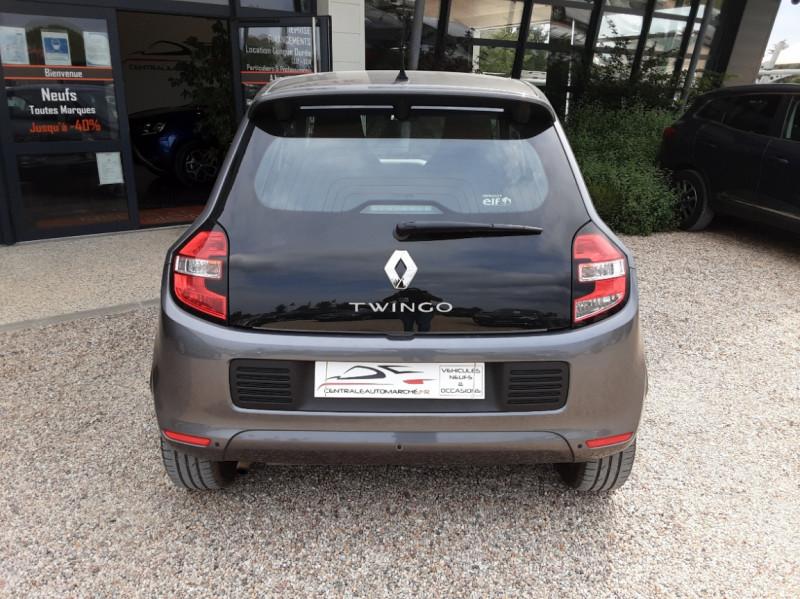 Photo 11 de l'offre de RENAULT TWINGO III 0.9 TCe 90 Energy Zen  à 8990€ chez Centrale Auto Marché Mussidan