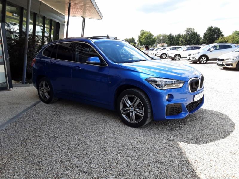Photo 9 de l'offre de BMW X1 sDrive 18d 150 ch BVA8 M Sport à 29900€ chez Centrale Auto Marché Mussidan