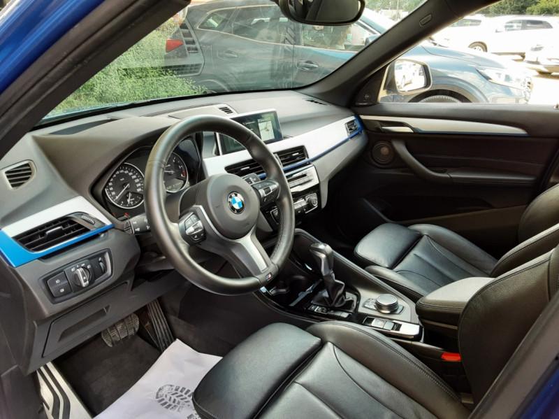 Photo 22 de l'offre de BMW X1 sDrive 18d 150 ch BVA8 M Sport à 29900€ chez Centrale Auto Marché Mussidan