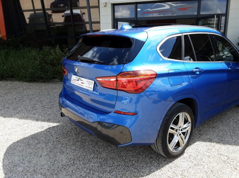 Photo 12 de l'offre de BMW X1 sDrive 18d 150 ch BVA8 M Sport à 29900€ chez Centrale Auto Marché Mussidan