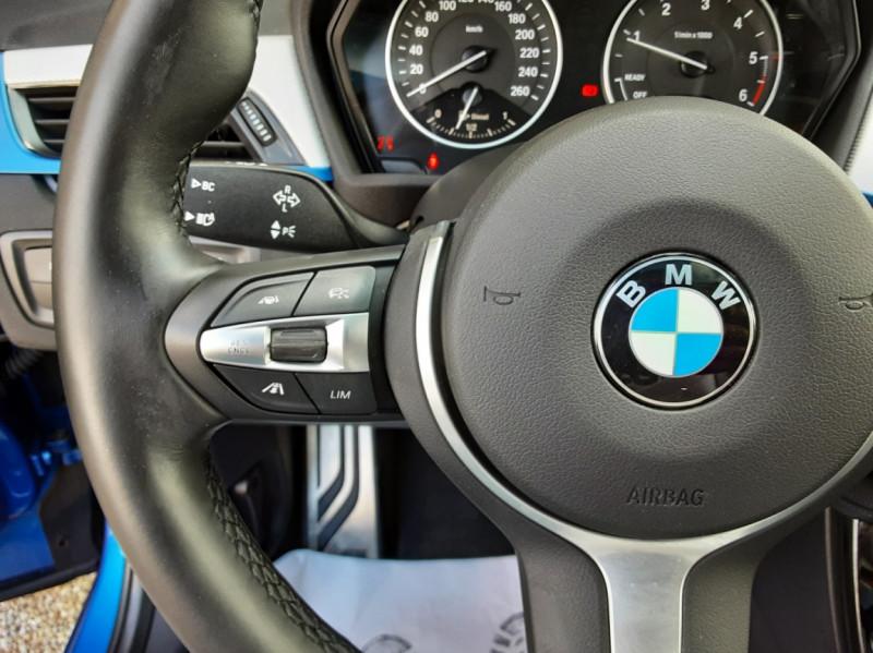 Photo 42 de l'offre de BMW X1 sDrive 18d 150 ch BVA8 M Sport à 29900€ chez Centrale Auto Marché Mussidan