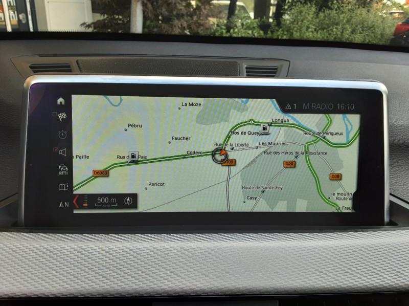 Photo 49 de l'offre de BMW X1 sDrive 18d 150 ch BVA8 M Sport à 29900€ chez Centrale Auto Marché Mussidan