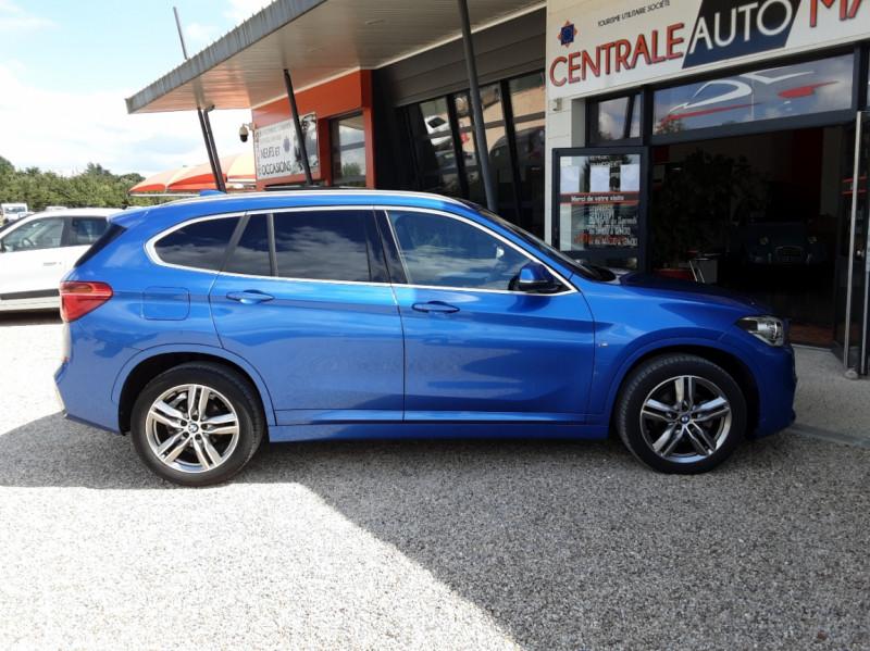 Photo 10 de l'offre de BMW X1 sDrive 18d 150 ch BVA8 M Sport à 29900€ chez Centrale Auto Marché Mussidan