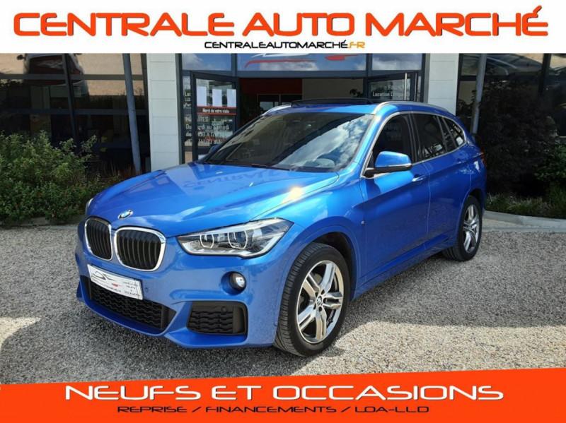 Photo 1 de l'offre de BMW X1 sDrive 18d 150 ch BVA8 M Sport à 29900€ chez Centrale Auto Marché Mussidan