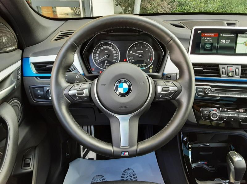 Photo 38 de l'offre de BMW X1 sDrive 18d 150 ch BVA8 M Sport à 29900€ chez Centrale Auto Marché Mussidan
