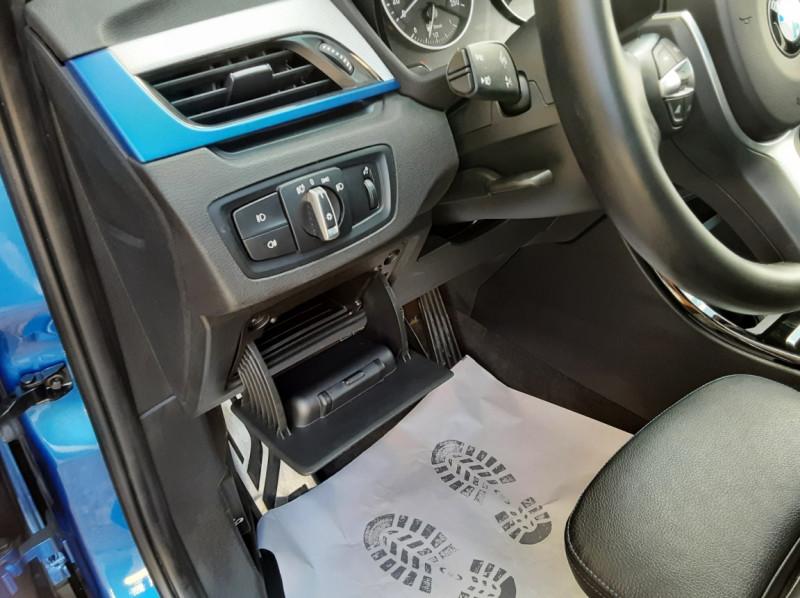 Photo 46 de l'offre de BMW X1 sDrive 18d 150 ch BVA8 M Sport à 29900€ chez Centrale Auto Marché Mussidan