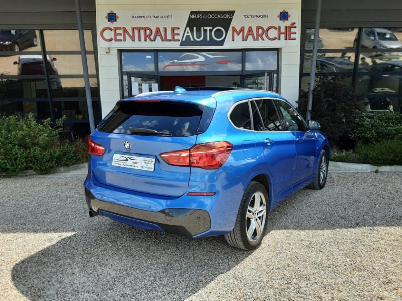 Photo 11 de l'offre de BMW X1 sDrive 18d 150 ch BVA8 M Sport à 29900€ chez Centrale Auto Marché Mussidan