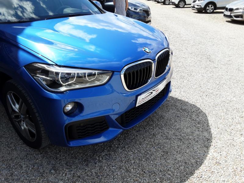 Photo 5 de l'offre de BMW X1 sDrive 18d 150 ch BVA8 M Sport à 29900€ chez Centrale Auto Marché Mussidan