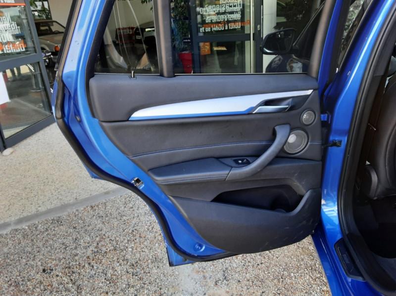 Photo 20 de l'offre de BMW X1 sDrive 18d 150 ch BVA8 M Sport à 29900€ chez Centrale Auto Marché Mussidan