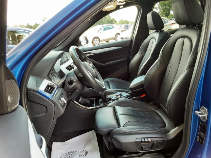 Photo 19 de l'offre de BMW X1 sDrive 18d 150 ch BVA8 M Sport à 29900€ chez Centrale Auto Marché Mussidan