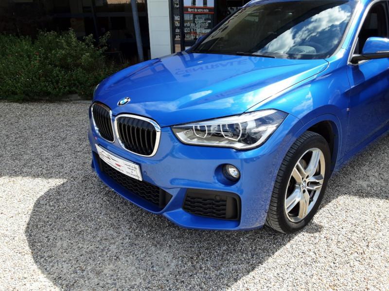 Photo 4 de l'offre de BMW X1 sDrive 18d 150 ch BVA8 M Sport à 29900€ chez Centrale Auto Marché Mussidan