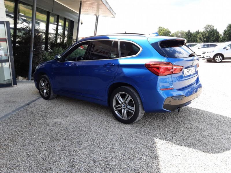 Photo 13 de l'offre de BMW X1 sDrive 18d 150 ch BVA8 M Sport à 29900€ chez Centrale Auto Marché Mussidan