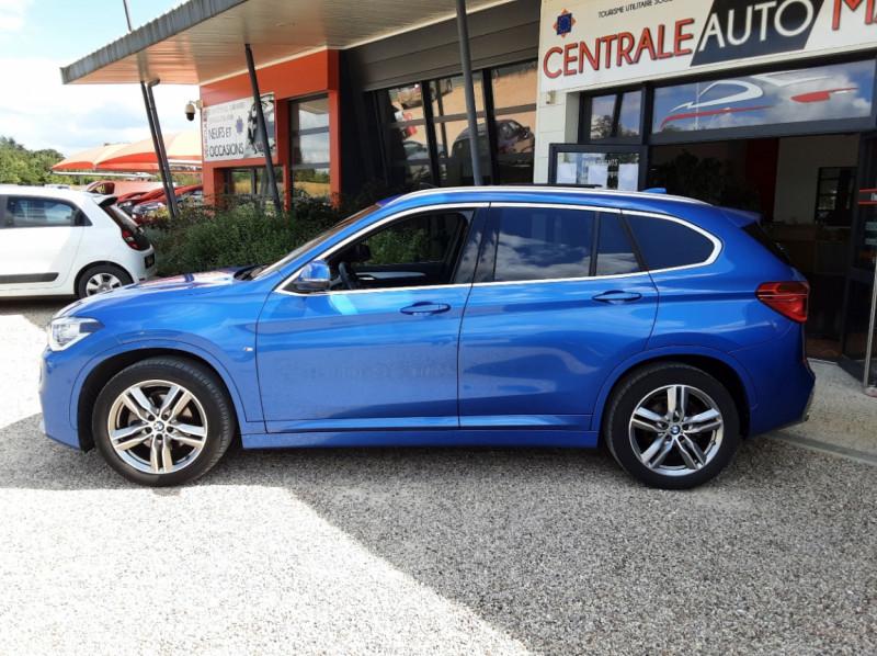 Photo 3 de l'offre de BMW X1 sDrive 18d 150 ch BVA8 M Sport à 29900€ chez Centrale Auto Marché Mussidan