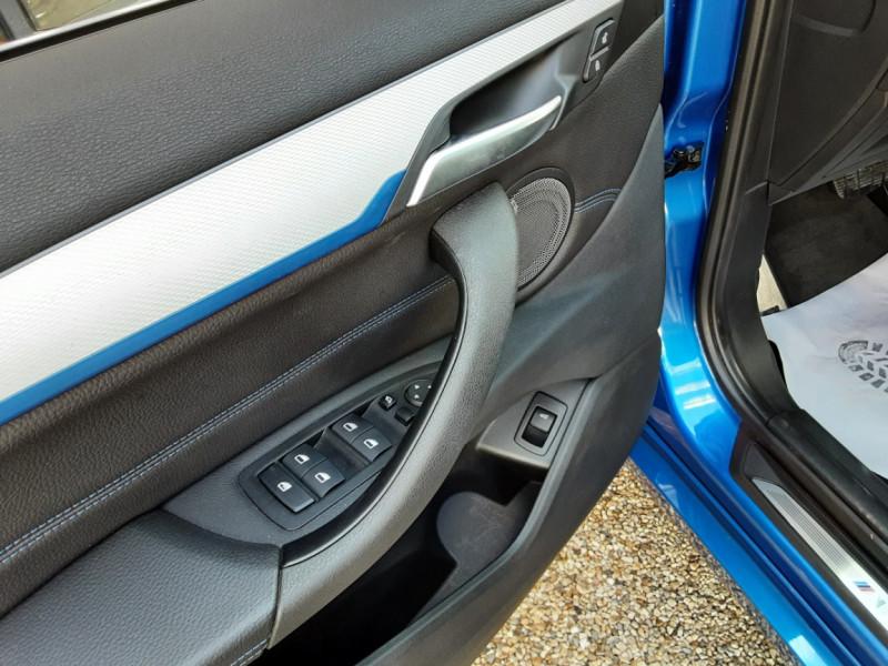 Photo 17 de l'offre de BMW X1 sDrive 18d 150 ch BVA8 M Sport à 29900€ chez Centrale Auto Marché Mussidan