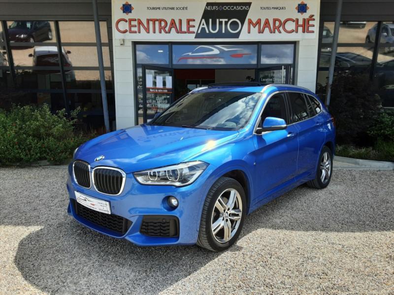 Photo 2 de l'offre de BMW X1 sDrive 18d 150 ch BVA8 M Sport à 29900€ chez Centrale Auto Marché Mussidan