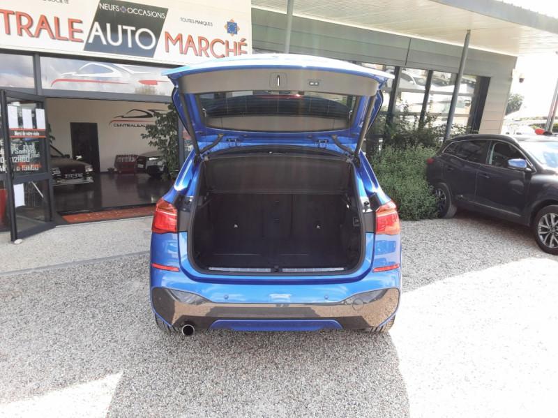 Photo 14 de l'offre de BMW X1 sDrive 18d 150 ch BVA8 M Sport à 29900€ chez Centrale Auto Marché Mussidan