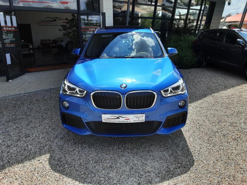 Photo 7 de l'offre de BMW X1 sDrive 18d 150 ch BVA8 M Sport à 29900€ chez Centrale Auto Marché Mussidan