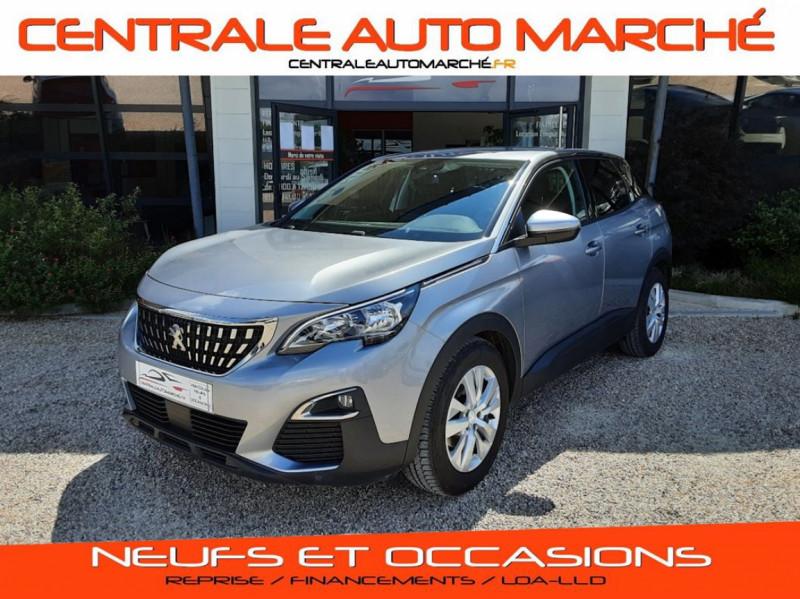 Peugeot 3008 1.6 BlueHDi 120ch SetS EAT6 Active Business Diesel  Occasion à vendre