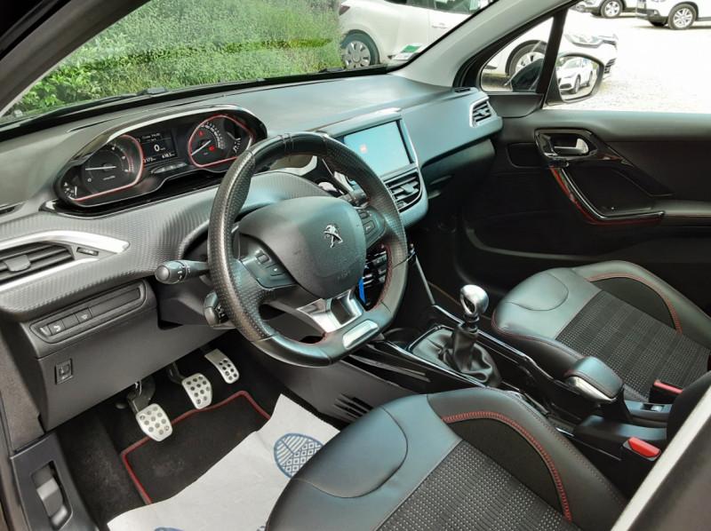 Photo 18 de l'offre de PEUGEOT 2008 2008 1.6 BlueHDi 120ch SetS BVM6 GT Line à 16890€ chez Centrale Auto Marché Mussidan