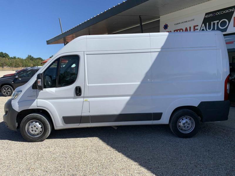 Photo 34 de l'offre de FIAT DUCATO 3.0 C H2 2.0 MJT 115 EURO 6 PACK PRO NAV à 18500€ chez Centrale Auto Marché Mussidan