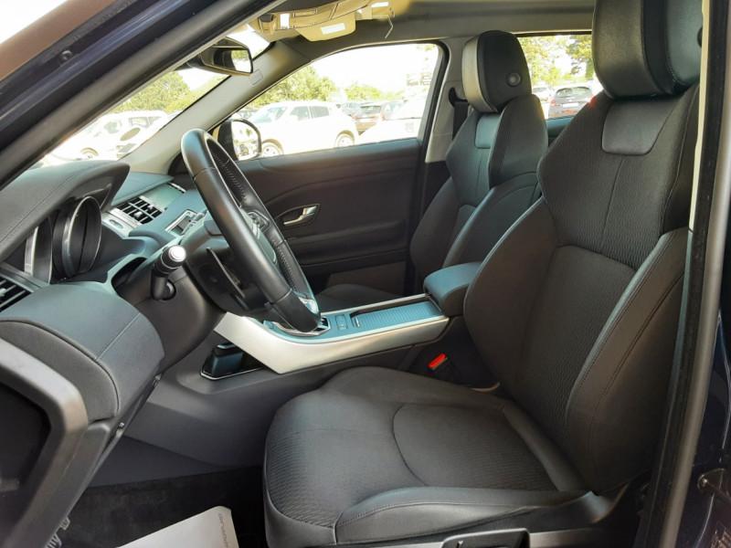 Photo 3 de l'offre de LAND-ROVER RANGE ROVER EVOQUE TD4 180 BVA Business à 27990€ chez Centrale Auto Marché Mussidan
