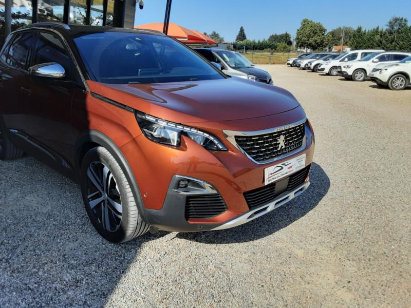 Photo 25 de l'offre de PEUGEOT 3008 BlueHDi 180ch SetS EAT6 GT  à 26490€ chez Centrale Auto Marché Mussidan