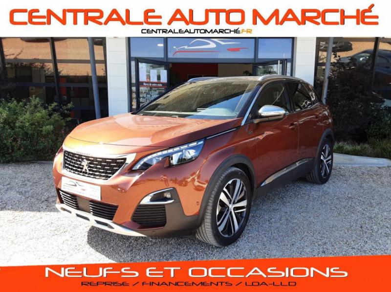 Peugeot 3008 BlueHDi 180ch SetS EAT6 GT  Diesel  Occasion à vendre