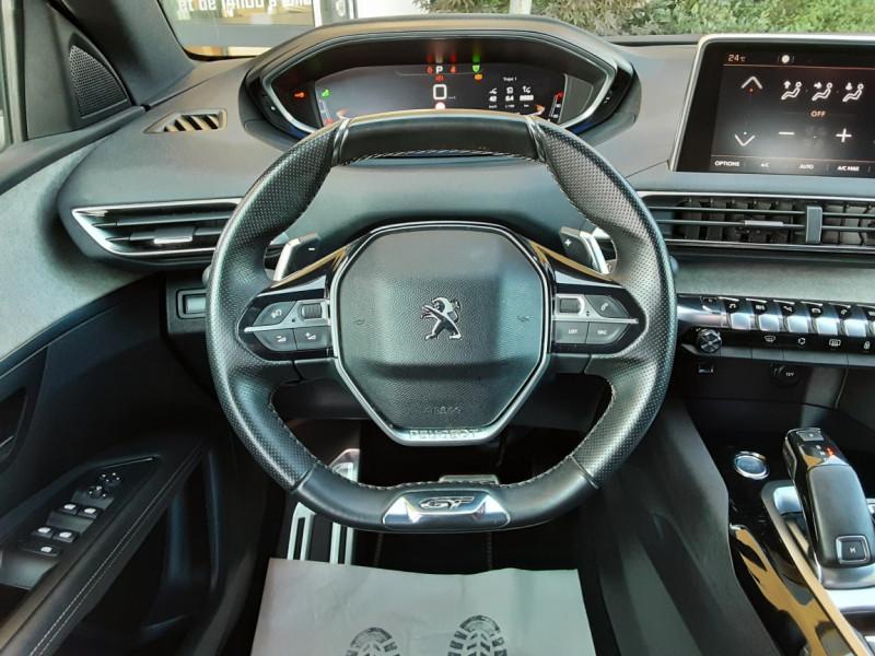 Photo 15 de l'offre de PEUGEOT 3008 BlueHDi 180ch SetS EAT6 GT  à 26490€ chez Centrale Auto Marché Mussidan