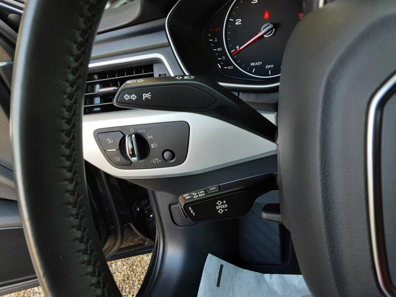 Photo 25 de l'offre de AUDI A4 A4 2.0 TDI 150 Business Line à 18490€ chez Centrale Auto Marché Mussidan
