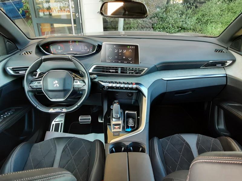 Photo 9 de l'offre de PEUGEOT 3008 BlueHDi 180ch SetS EAT6 GT  à 26490€ chez Centrale Auto Marché Mussidan