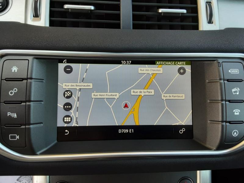 Photo 19 de l'offre de LAND-ROVER RANGE ROVER EVOQUE TD4 180 BVA Business à 27990€ chez Centrale Auto Marché Mussidan