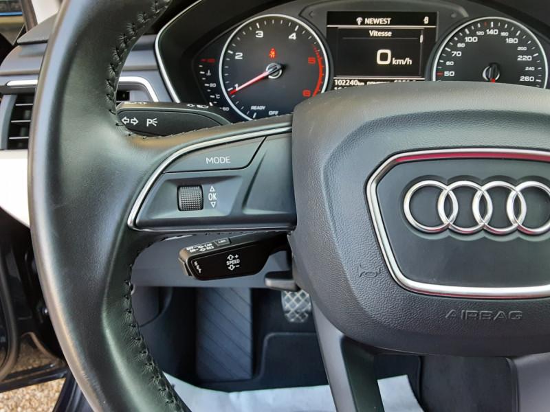 Photo 20 de l'offre de AUDI A4 A4 2.0 TDI 150 Business Line à 18490€ chez Centrale Auto Marché Mussidan