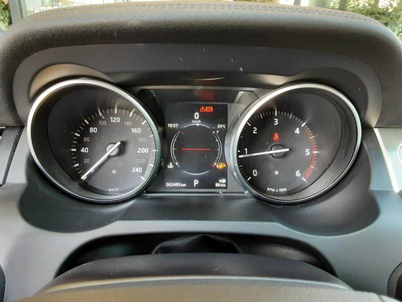 Photo 14 de l'offre de LAND-ROVER RANGE ROVER EVOQUE TD4 180 BVA Business à 27990€ chez Centrale Auto Marché Mussidan