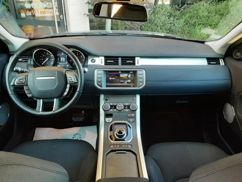 Photo 8 de l'offre de LAND-ROVER RANGE ROVER EVOQUE TD4 180 BVA Business à 27990€ chez Centrale Auto Marché Mussidan