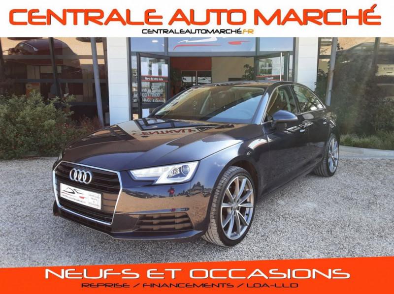 Audi A4 A4 2.0 TDI 150 Business Line GAZOLE  Occasion à vendre