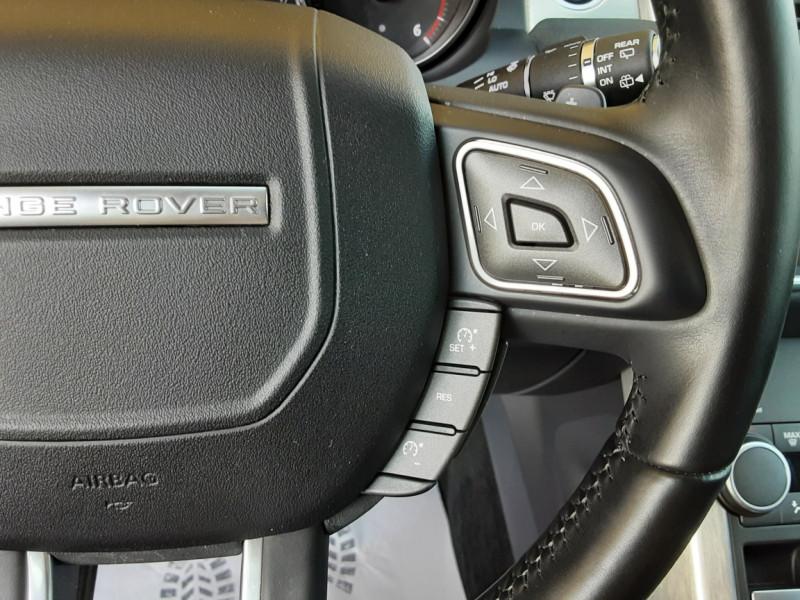 Photo 46 de l'offre de LAND-ROVER RANGE ROVER EVOQUE TD4 180 BVA Business à 27990€ chez Centrale Auto Marché Mussidan
