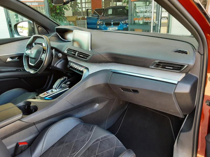 Photo 8 de l'offre de PEUGEOT 3008 BlueHDi 180ch SetS EAT6 GT  à 26490€ chez Centrale Auto Marché Mussidan