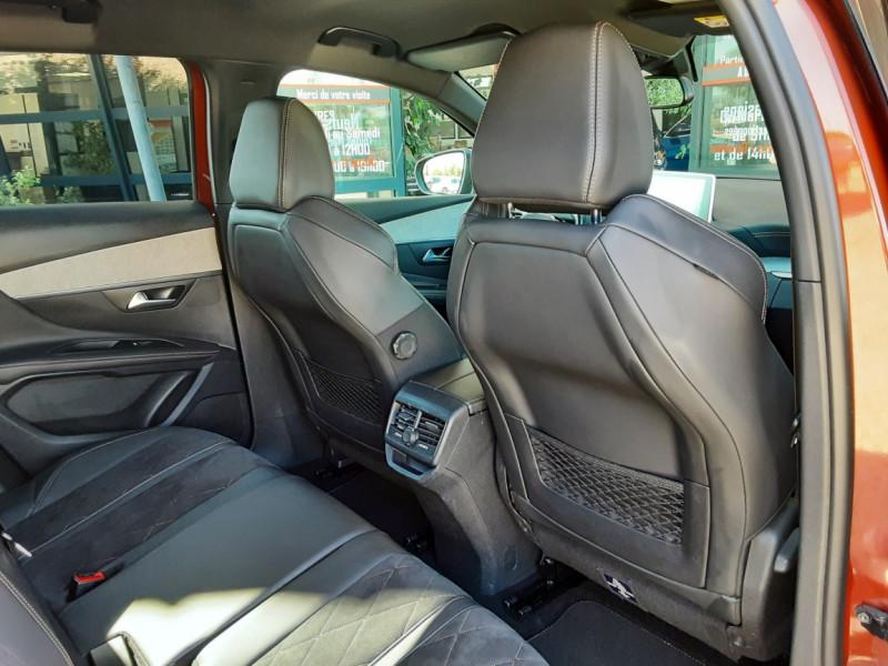 Photo 7 de l'offre de PEUGEOT 3008 BlueHDi 180ch SetS EAT6 GT  à 26490€ chez Centrale Auto Marché Mussidan
