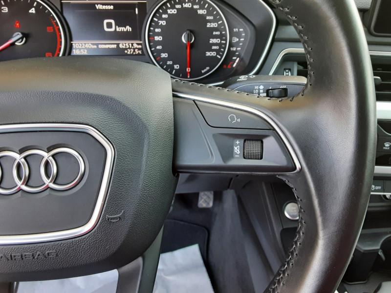 Photo 19 de l'offre de AUDI A4 A4 2.0 TDI 150 Business Line à 18490€ chez Centrale Auto Marché Mussidan